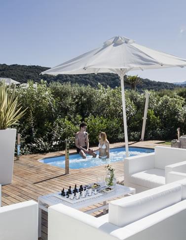 Resort Auf Elba 5 Sterne Service Auf Elba Baia Bianca Suites
